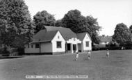 Banstead, Lady Neville Recreation Ground c1965