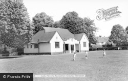 Banstead, Lady Neville Recreation Ground c.1965