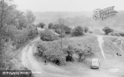 Banstead, Park Downs c.1955