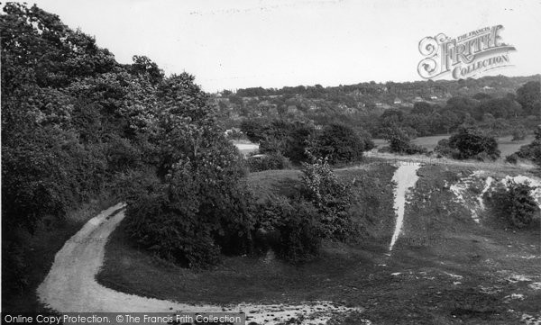 Photo of Banstead, Park Downs c.1960