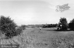 Banstead, The Downs c.1955