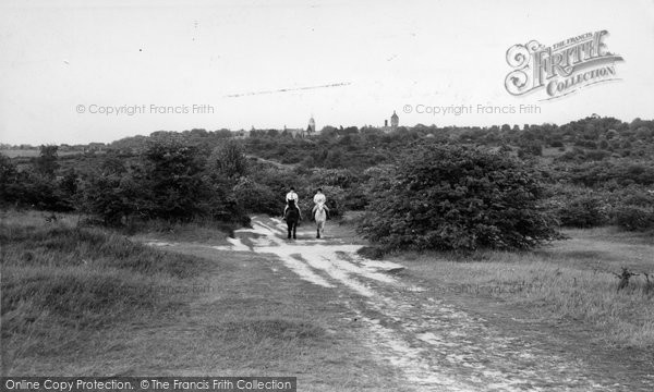 Banstead, The Downs c.1960