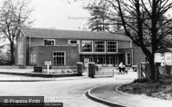 Banstead, The Library c.1965
