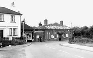 Banstead, the Station c1965