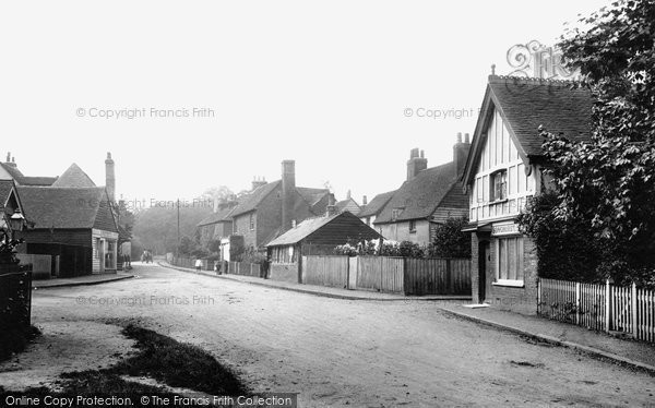 Photo of Banstead, The Village 1903