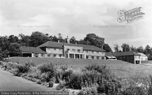 Photo of Banstead, Zachary Merton Hospital c.1955