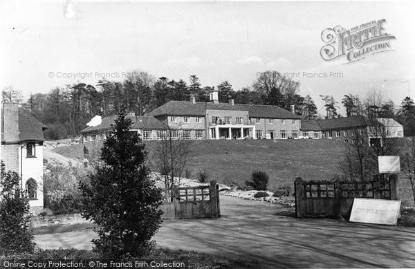Photo of Banstead, Zachery Merton Hospital c.1955