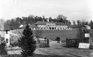Banstead, Zachery Merton Hospital c.1955