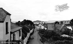 And Burgh Island c.1955, Bantham