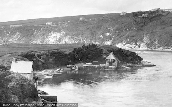 Photo of Bantham, Boathouse 1925