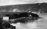 Bantham, Boathouse 1925