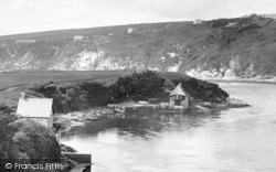 Bantham, Boathouse 1925