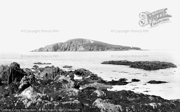 Photo of Bantham, Burgh Island 1904