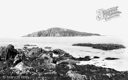 Bantham, Burgh Island 1904