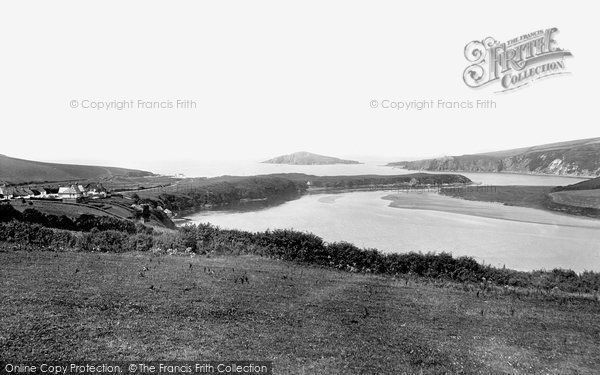 Bantham, Mouth Of River Avon 1904