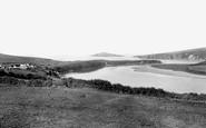 Bantham, Mouth Of River Avon 1904