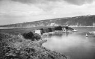 Bantham, Mouth Of River Avon 1920