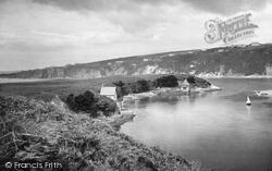 Mouth Of River Avon 1920, Bantham