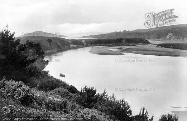 Photo of Bantham, Mouth Of The River Avon 1925