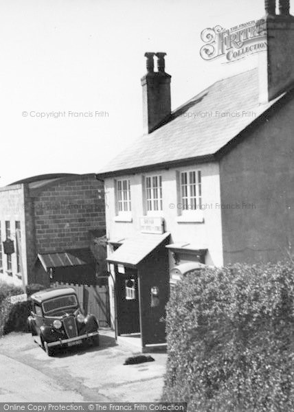 Photo of Bantham, Post Office c.1950