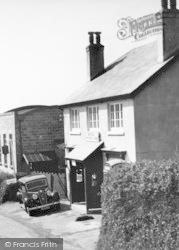 Post Office c.1950, Bantham