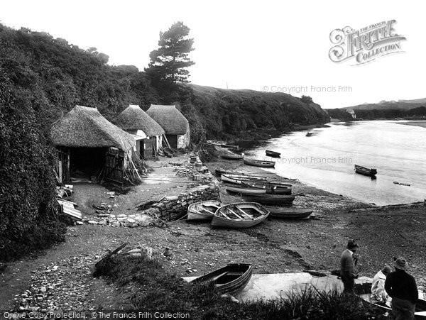 Bantham, Quay 1924