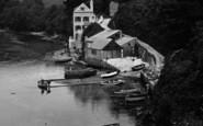 Bantham, The Landing Place 1925