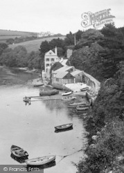 Bantham, The Landing Place 1925