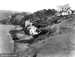 The Landing Place c.1950, Bantham