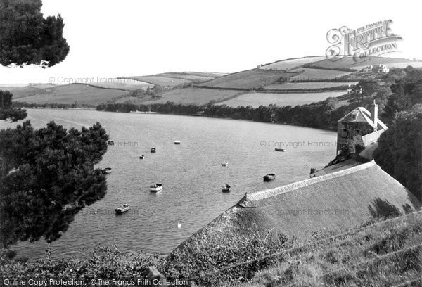 Photo of Bantham, The River Avon c.1950