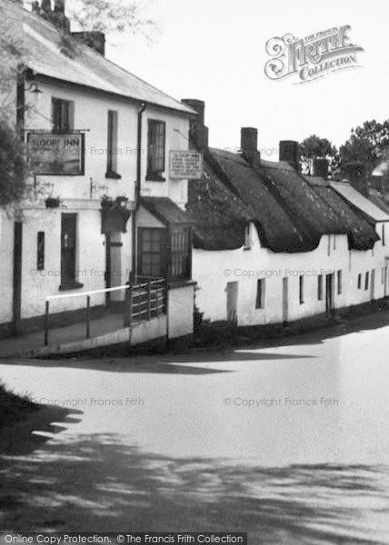 Photo of Bantham, The Sloop Inn c.1955