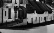 Bantham, The Sloop Inn c.1955