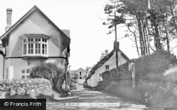 Bantham, The Village c.1955