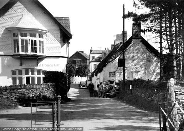 Photo of Bantham, Village From Ham Gate c.1950