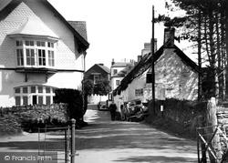 Village From Ham Gate c.1950, Bantham