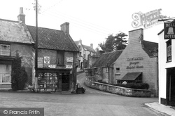 Banwell, The Square c.1955