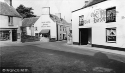 Banwell, The Square c.1960