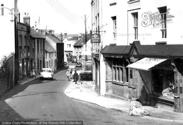 Photo of Banwell, West Street c.1960