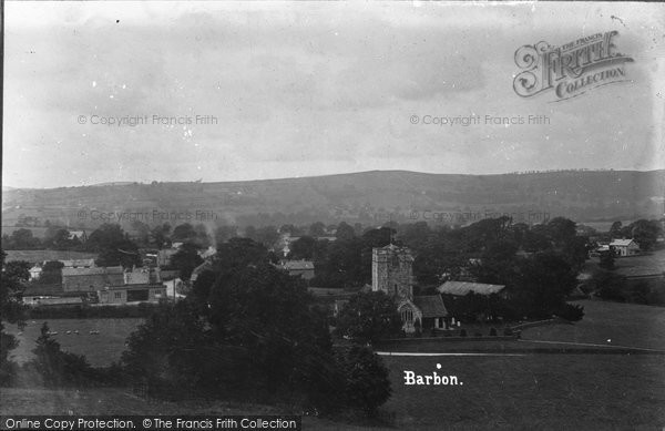 Photo of Barbon, c.1900
