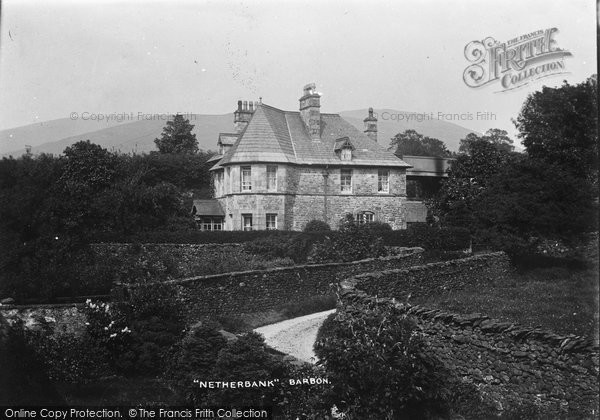 Photo of Barbon, Netherbank c.1900