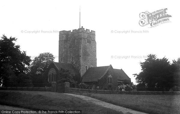 Photo of Barbon, St Bartholomew's Church c.1900
