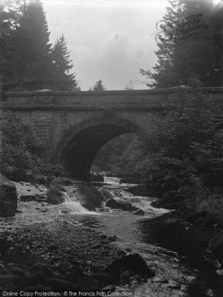 Photo of Barbon, The Bridge c.1900