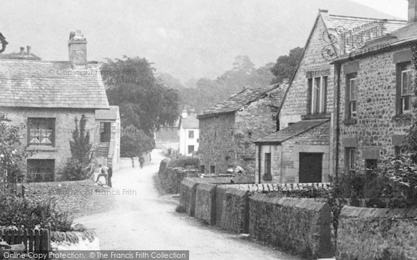 Photo of Barbon, The Village 1901