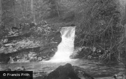 Barbon, The Waterfall c.1900