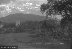 Barbon, View From Burnside Garden c.1900