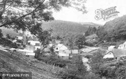 Barbrook, The Village 1907