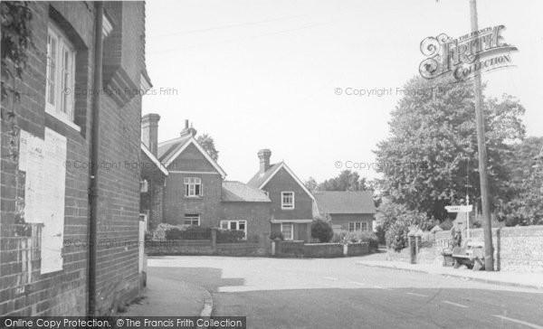 Photo of Barcombe, Barcombe Cross c.1955