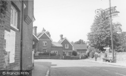 Barcombe, Barcombe Cross c.1955