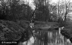 Barcombe, Barcombe Mills c.1955