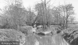 Barcombe, Barcombe Mills c.1960
